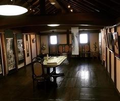 成澤聖空 時和水墨画会作品展が開催